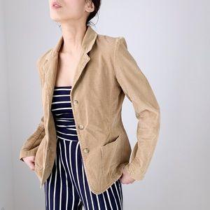Harold's Corduroy blazer jacket